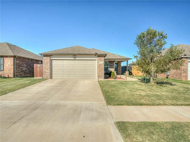 5609 Gadwall Road, Oklahoma City, OK 73179 (MLS #977062) :: Homestead & Co