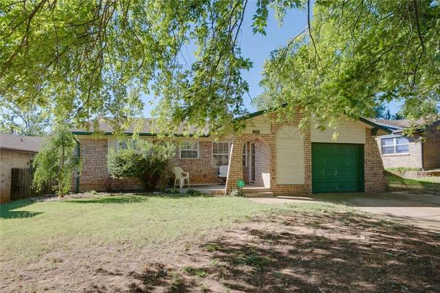 8532 SW 76th Street, Oklahoma City, OK 73169 (MLS #977065) :: Erhardt Group