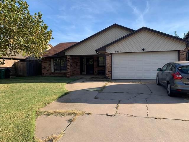 8232 NW 111th Terrace, Oklahoma City, OK 73162 (MLS #977070) :: 580 Realty