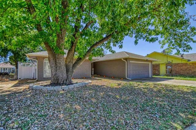 1928 Shelby Court, Norman, OK 73071 (MLS #977077) :: KG Realty