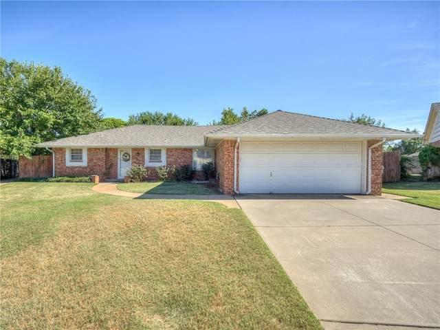 7140 Woodridge Avenue, Oklahoma City, OK 73132 (MLS #977087) :: ClearPoint Realty