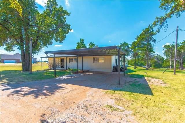 11651 S Pine Street, Guthrie, OK 73044 (MLS #977108) :: Homestead & Co