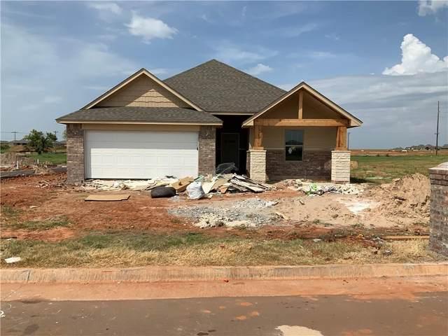 4401 Brougham Way, Oklahoma City, OK 73179 (MLS #977120) :: Homestead & Co