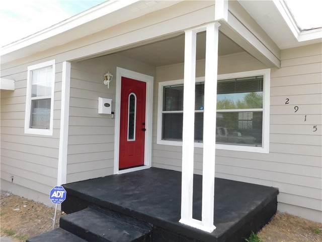 2915 NW Prentice Avenue, Lawton, OK 73507 (MLS #977141) :: Erhardt Group