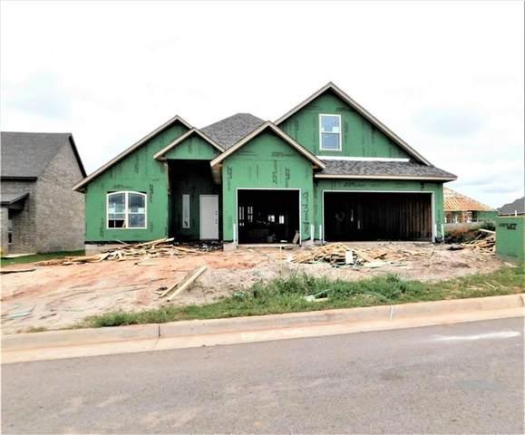 9337 SW 41st Street, Oklahoma City, OK 73179 (MLS #977151) :: The UB Home Team at Whittington Realty