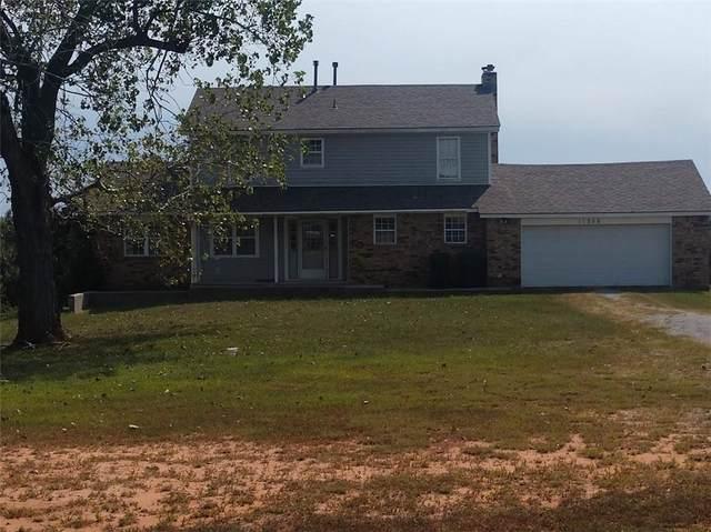 11308 N Meadow Ridge Lane, Jones, OK 73049 (MLS #977165) :: Maven Real Estate