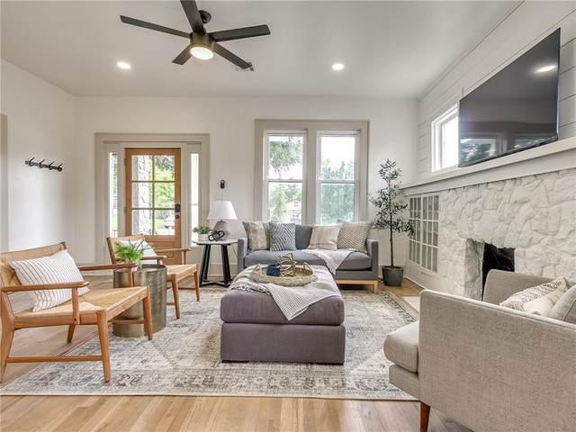 1501 NW 40th Street, Oklahoma City, OK 73118 (MLS #977166) :: Maven Real Estate