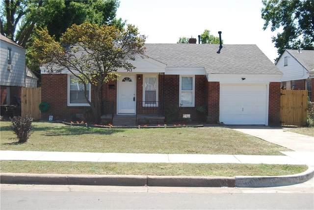 712 SW 47 Street, Oklahoma City, OK 73109 (MLS #977175) :: Maven Real Estate