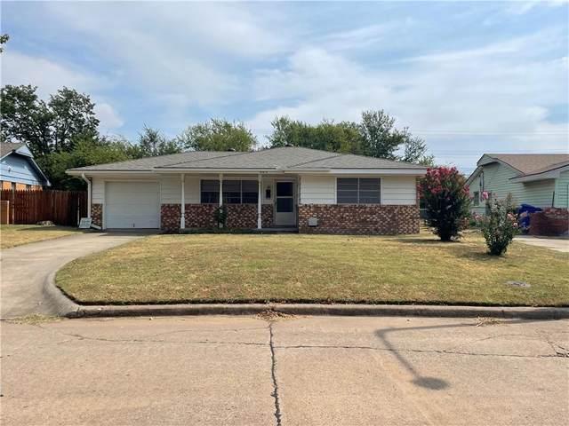 909 Canterbury Avenue, Norman, OK 73069 (MLS #977206) :: Meraki Real Estate