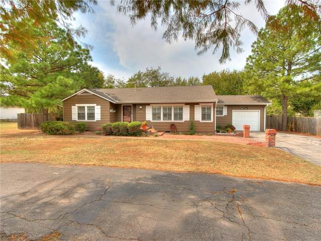 1826 N Union Avenue, Shawnee, OK 74804 (MLS #977218) :: Maven Real Estate