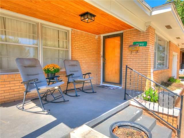 1824 N Oklahoma Street, Shawnee, OK 74804 (MLS #978267) :: Maven Real Estate