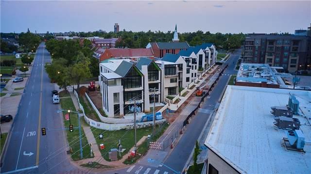 1213 N Dewey Avenue, Oklahoma City, OK 73103 (MLS #978271) :: Maven Real Estate