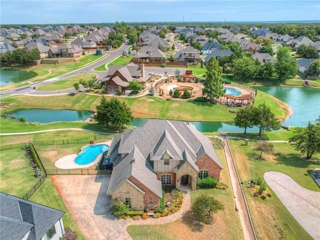 4416 The Ranch Road, Edmond, OK 73034 (MLS #978289) :: Meraki Real Estate