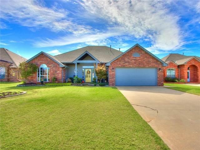 7424 NW 132nd Street, Oklahoma City, OK 73142 (MLS #978290) :: Homestead & Co