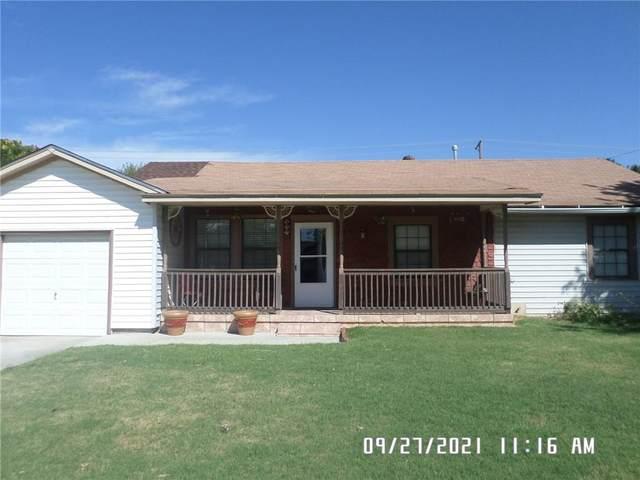 2434 Townsend Drive, El Reno, OK 73036 (MLS #978303) :: Maven Real Estate