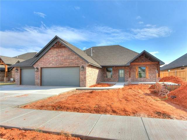 12020 SW 48th Street, Mustang, OK 73064 (MLS #978338) :: Maven Real Estate