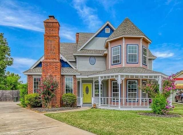 1829 Marian Drive, Norman, OK 73069 (MLS #978350) :: Homestead & Co