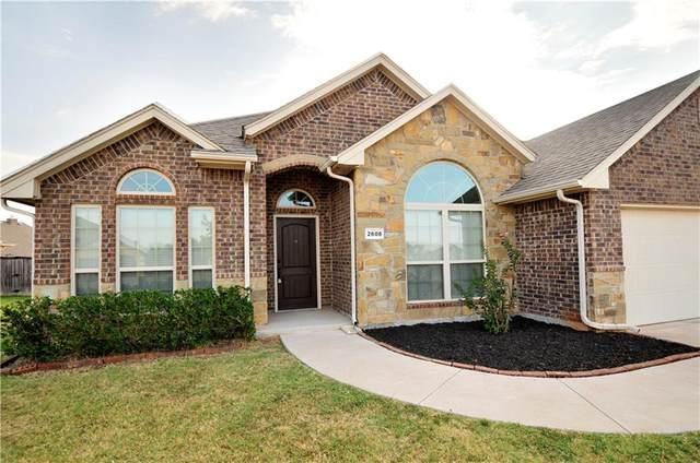 2608 Cordgrass Lane, Edmond, OK 73013 (MLS #978360) :: KG Realty