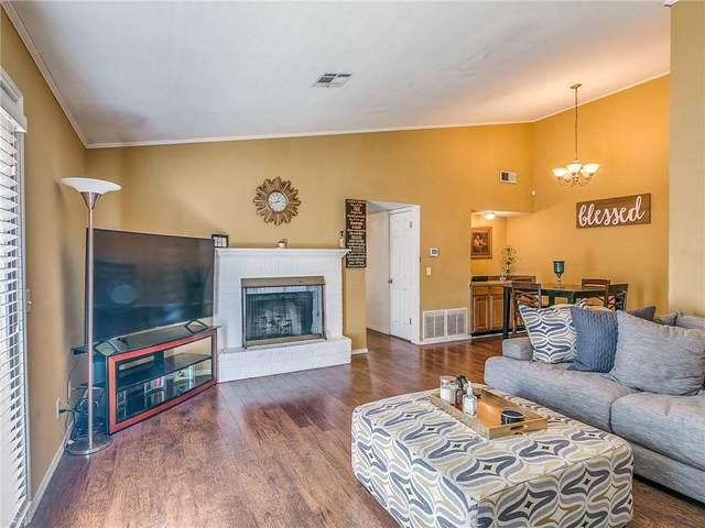 3003 River Oaks Drive #251, Norman, OK 73072 (MLS #978362) :: KG Realty