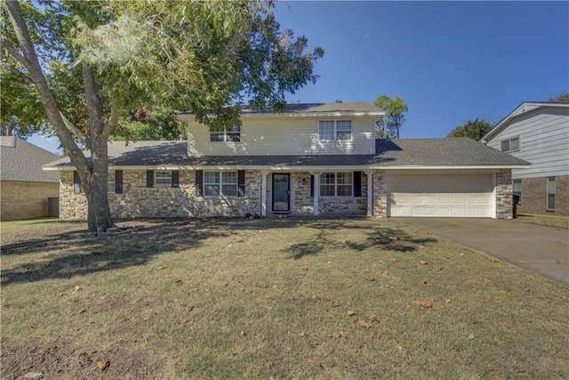 1226 Barkley Avenue, Norman, OK 73071 (MLS #978469) :: Meraki Real Estate