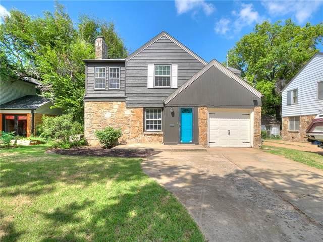 3121 N Virginia Avenue, Oklahoma City, OK 73118 (MLS #978483) :: Homestead & Co