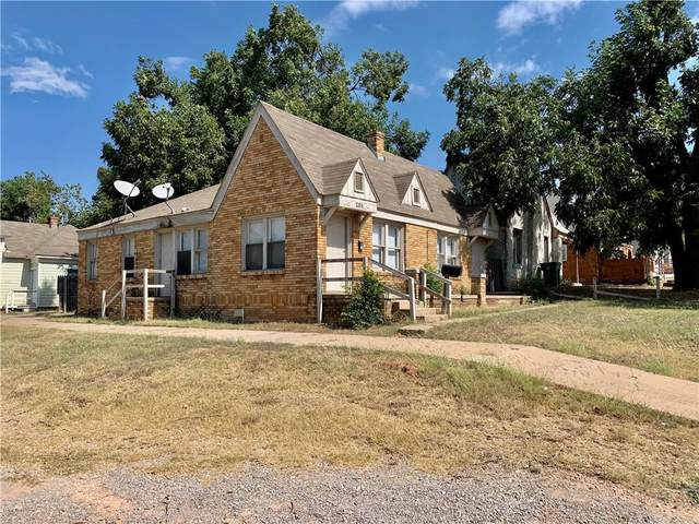 2339 NW 10th Street, Oklahoma City, OK 73107 (MLS #978550) :: Meraki Real Estate