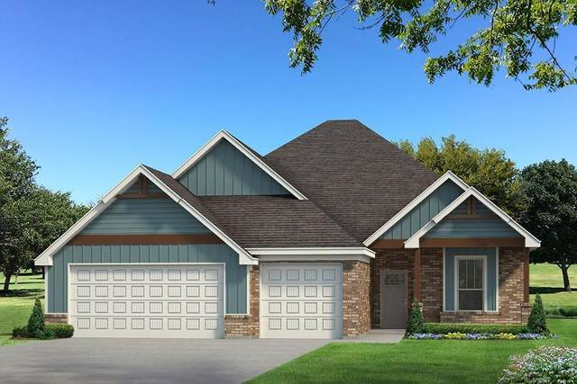 508 Texoma Drive, Edmond, OK 73025 (MLS #978557) :: Keller Williams Realty Elite