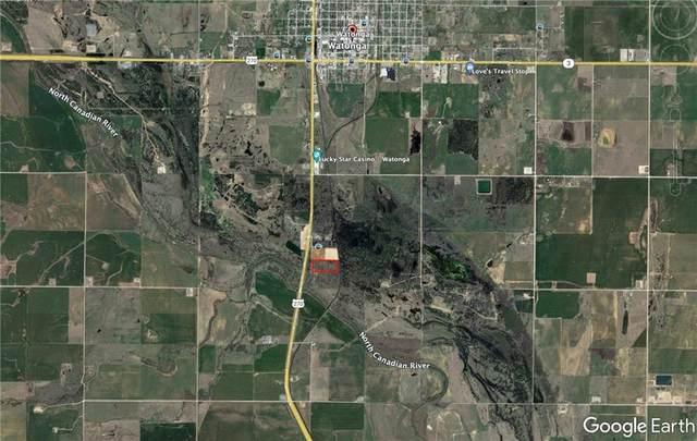 0001 N 2570 Road, Watonga, OK 73772 (MLS #978561) :: The UB Home Team at Whittington Realty