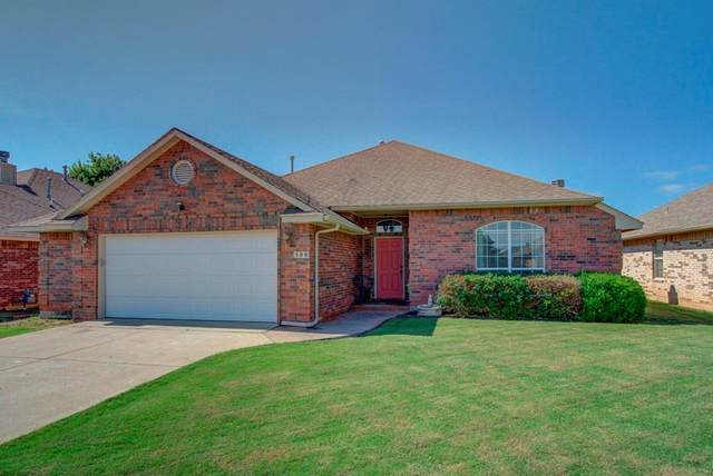 508 SW 157th Street, Oklahoma City, OK 73170 (MLS #978569) :: Keller Williams Realty Elite