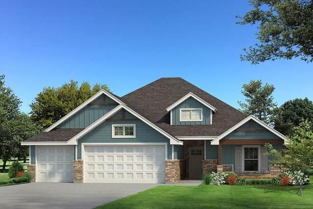 804 E Barajas Terrace, Mustang, OK 73064 (MLS #978620) :: Keller Williams Realty Elite