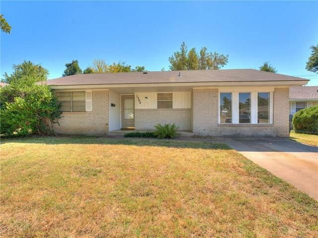 1304 E Boyd Terrace, Norman, OK 73071 (MLS #978647) :: Keller Williams Realty Elite