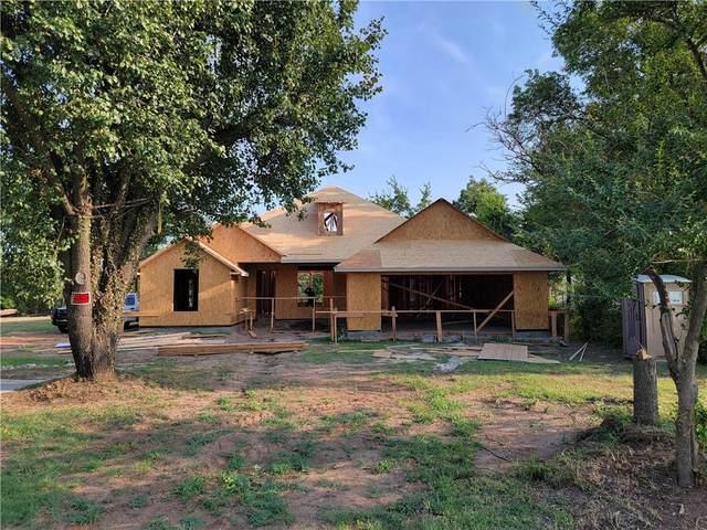 2701 NW 40 Street, Oklahoma City, OK 73112 (MLS #978654) :: Keller Williams Realty Elite
