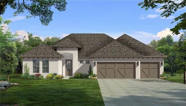 4000 Stone Hill Lane, Edmond, OK 73034 (MLS #978667) :: 580 Realty
