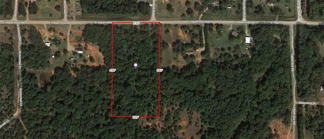 E Indian Hills Road, Newalla, OK 74857 (MLS #978897) :: Homestead & Co