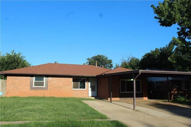 5217 N Foster Drive, Oklahoma City, OK 73135 (MLS #978984) :: Keller Williams Realty Elite