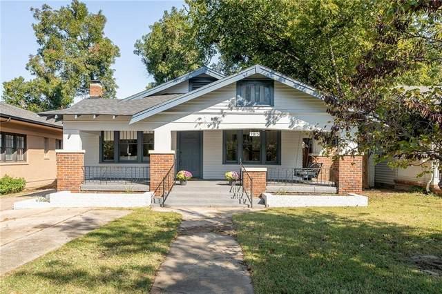 2015 NW 18th Street, Oklahoma City, OK 73106 (MLS #978987) :: Homestead & Co