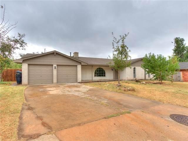 3816 N Windsor Avenue, Oklahoma City, OK 73122 (MLS #979120) :: Meraki Real Estate