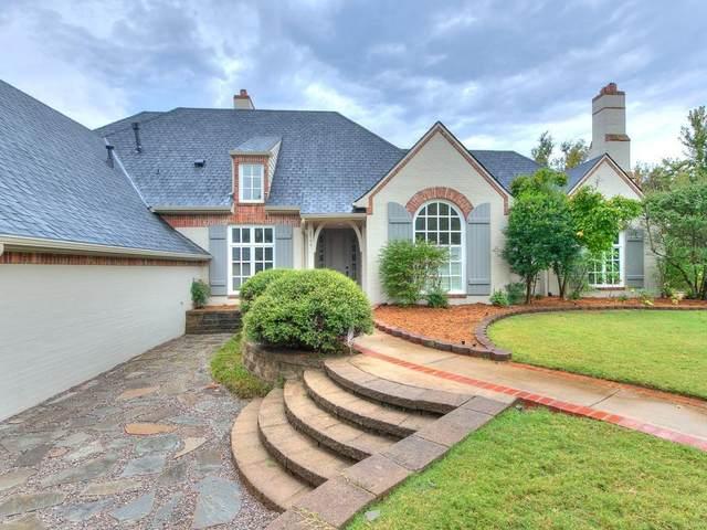 2904 Ridgewood Drive, Edmond, OK 73013 (MLS #979125) :: Meraki Real Estate