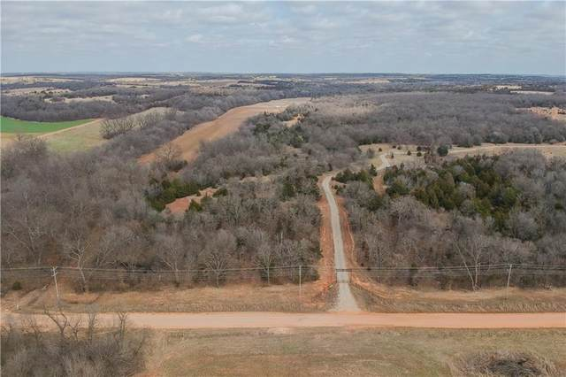 E 860 Rd Tract B, Chandler, OK 74834 (MLS #979209) :: 580 Realty