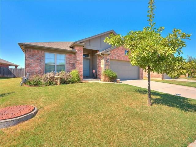 3326 Bergen Peak Drive, Norman, OK 73069 (MLS #979210) :: Meraki Real Estate