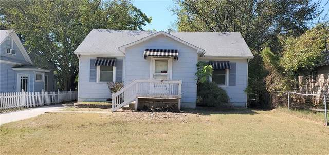 1206 N Market Avenue, Shawnee, OK 74801 (MLS #979257) :: 580 Realty