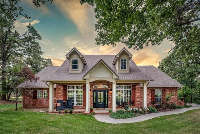 16316 Cobblestone Circle, Choctaw, OK 73020 (MLS #979306) :: 580 Realty