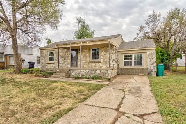 1512 SW 44 Street, Oklahoma City, OK 73119 (MLS #979311) :: Keller Williams Realty Elite