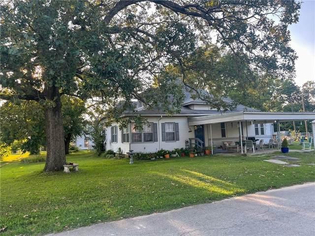 422 E Main Street 9TH, Stroud, OK 74079 (MLS #979388) :: Meraki Real Estate