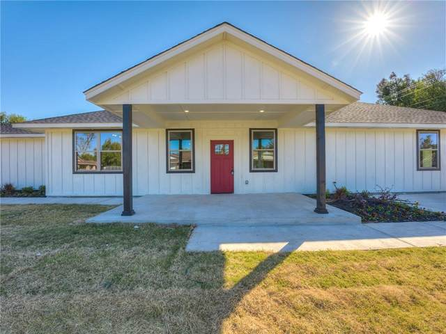400 SE 49 Street, Oklahoma City, OK 73129 (MLS #979423) :: ClearPoint Realty