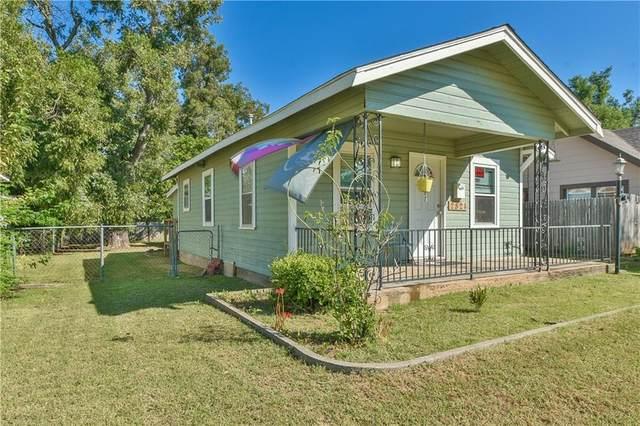 2821 NW 11th Street, Oklahoma City, OK 73107 (MLS #979451) :: Meraki Real Estate