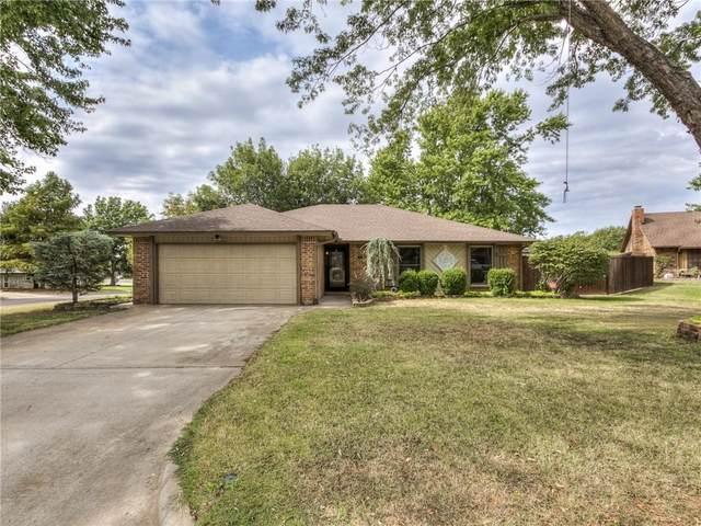 113 Jackson Avenue, Weatherford, OK 73096 (MLS #979467) :: Homestead & Co