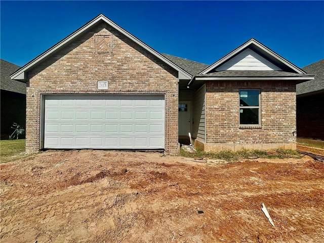 313 Golden Leaf Court, Moore, OK 73160 (MLS #979473) :: Homestead & Co