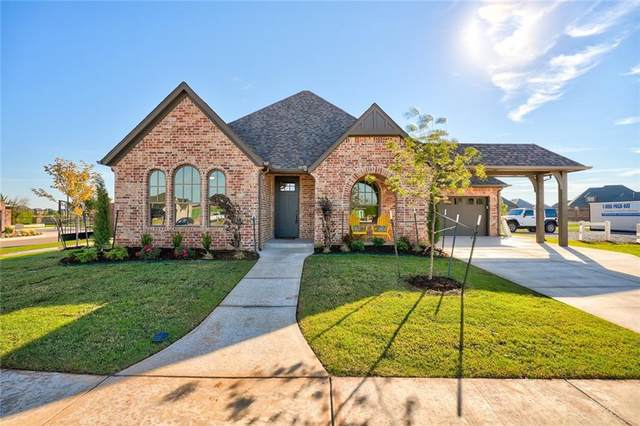 13012 Stonedale Drive, Oklahoma City, OK 73142 (MLS #979490) :: Keller Williams Realty Elite