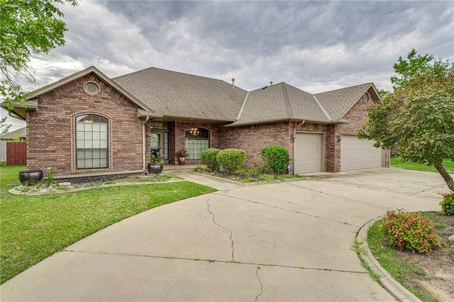 8408 NW 64th Terrace, Oklahoma City, OK 73132 (MLS #979501) :: Keller Williams Realty Elite